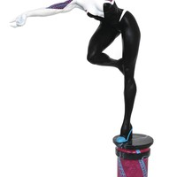 Marvel Select Spider-Gwen Masked Statue