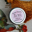 The Swan and Rose solid perfume by MelodiePerfumes. Vegan. Rose Chamomile