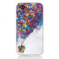 Movie Theme Collection iPhone 4 / 4S Case-Balloon