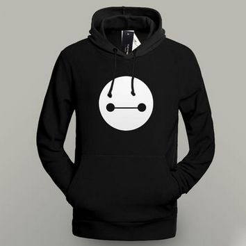 Fashion Big Hero 6 Baymax Hoodie Men Hoodie Lover's Clothes 1