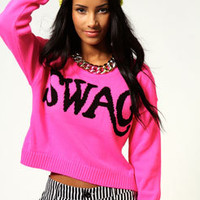 "Bella ""Swag"" Jumper"
