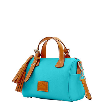 Patterson Leather Small Kendra Satchel