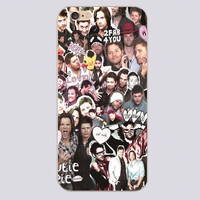 SUPERNATURAL COLLAGE ART 2 Design phone cover cases for iphone 4 5 5c 5s 6 6s 6plus Hard Shell