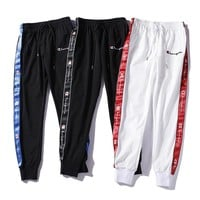 Champion Tnt Tape Sport Pants Sweatpants