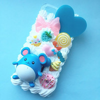 Ready To Ship pokemon inspired iphone 5/5s decoden phone case