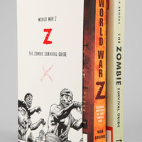 Urban Outfitters - World War Z Boxed Set By Max Brooks