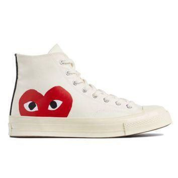 ONETOW play converse chuck taylor all star 70 high white