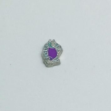 Monsters Inc Floating Charm