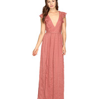 The Jetset Diaries Getaway Maxi Dress Moss Coral - Zappos.com Free Shipping BOTH Ways