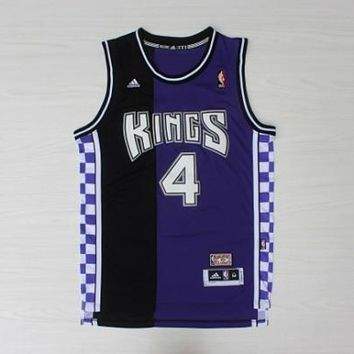 NBA Sacramento Kings #4 Chris Webber Swingman Jersey