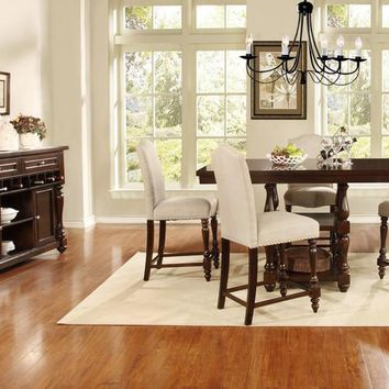 Palisades 5 Piece Counter Height Dining Set