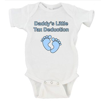 Daddy's Little Tax Deduction Gerber Onesuit ®