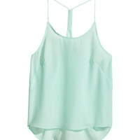 Airy Tank Top - from H&M