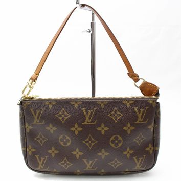 Authentic Louis Vuitton Accessories Pouch Pochette Accessoires M40712 29436