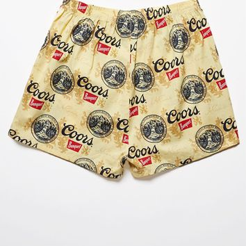 Brixton x Coors Two Pack Filtered Boxers at PacSun.com