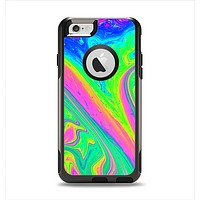 The Neon Color Fushion V3 Apple iPhone 6 Otterbox Commuter Case Skin Set