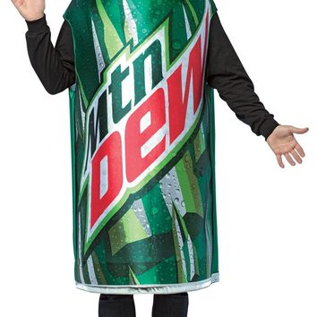 Mountain Dew Get Real Can for 2017
