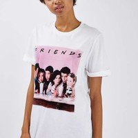 PETITE Friends Sleep Tee