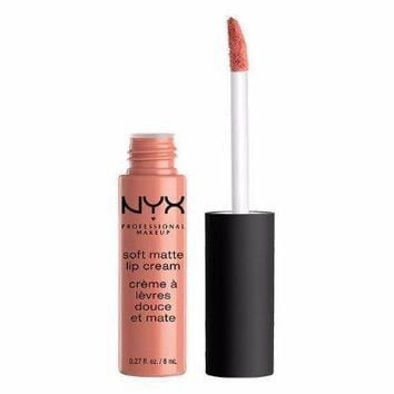 NYX Soft Matte Lip Cream - Stockholm - #SMLC02