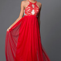 Dresses, Formal, Prom Dresses, Evening Wear: LP-23450