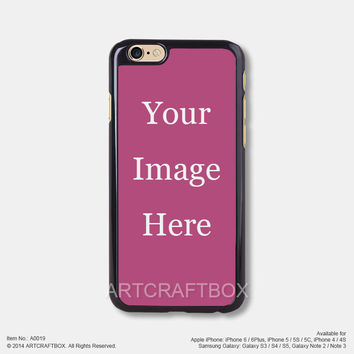 Custom Your image here iPhone 6 6Plus case iPhone 5s case iPhone 5C case iPhone 4 4S case case