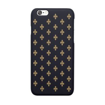POM POM MONOGRAM IPHONE CASE | October's Very Own