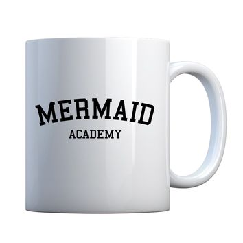 Mug Mermaid Academy Ceramic Gift Mug