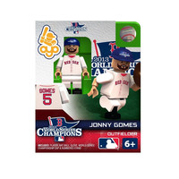 MLB Boston Red Sox Jonny Gomez 2013 World Series Champion OYO Toy Figures