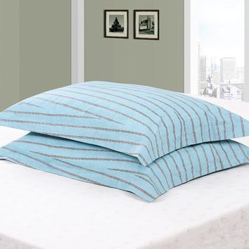 New Design Home Bedding Stripe Plaid Pillowcases Breathable Body Pillow Case Bedding Decorative Covers  for Home 74*48 cm