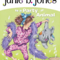 Junie B. Jones Is a Party Animal (Junie B. Jones Series #10)