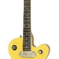 Epiphone Wildkat Archtop Electric Guitar, Bigsby Vibrotone Hardware, Antique Natural