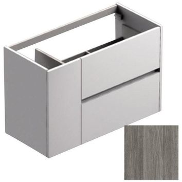 Sonia CODE Wall Mounted Bathroom Vanity Cabinet Set Bath Furniture Without Sink