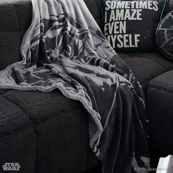 Star Wars™ It's Your Destiny Embossed Throw