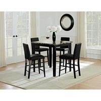 Shadow II 5 Pc. Counter-Height Dinette