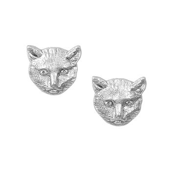 Feeling Catty Stud Earrings
