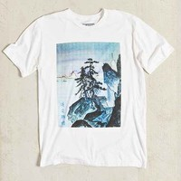 Watercolor Tee- White