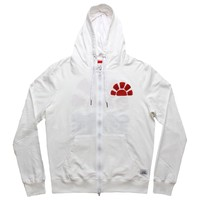 Altru Apparel Escape Terry Zip Hoodie (Chenille Graphic)