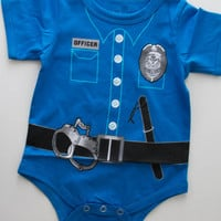 Police Officer One Piece