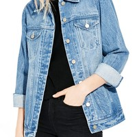 AYR The Double Star Denim Jacket | Nordstrom