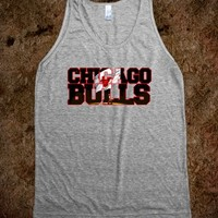CHICAGO BULLS PHOTO DESIGN