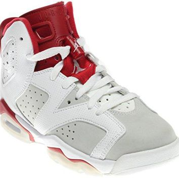 Nike Jordan Kids Air Jordan 6 Retro BG Basketball Shoe  jordans air shoe