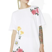 Meadow Flowers Party Doll T-Shirt
