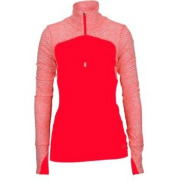 Under Armour Qualifier Coldgear Knit 1/4 Zip Top - Women's at Lady Foot Locker