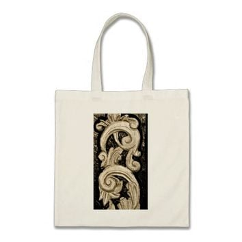 Folklore budget tote bags