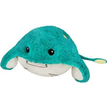 Squishable Stingray: An Adorable Fuzzy Plush to Snurfle and Squeeze!