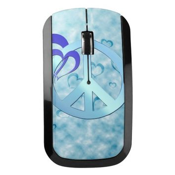 Blue Peace Wireless Mouse