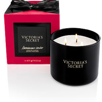 Luminous Amber Scented Candle - Victoria's Secret - Victoria's Secret