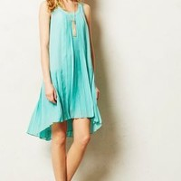 Fluttered Mint Dress by Aryn K Mint
