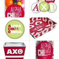 Alpha Chi Omega - Big/Little Gift - Goodies Galore - Alpha Chi Omega - Greek