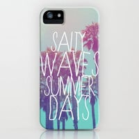 summer days iPhone Case by Island Art | Society6